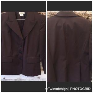 Michael Michael Kors Brown Blazer size 8